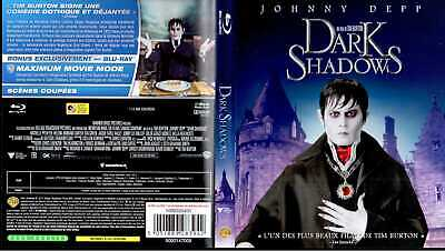 Bluray Dark Shadows | Johnny Depp | SF - Fantastique | Lemaus
