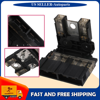 For Nissan Altima Positive Charge Battery Fuse Block Holder Link 24380 79912 Top
