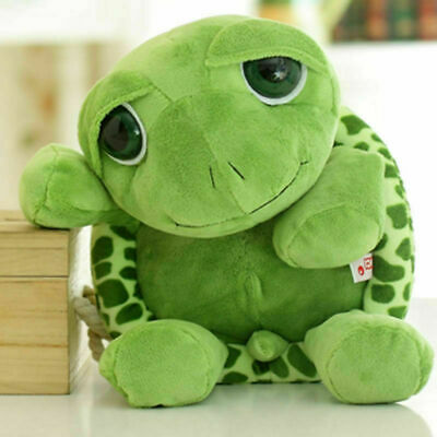 Baby Children Cute Tortoise Stuffed Plush Toy Doll Pillow Turtles For Kids Gift