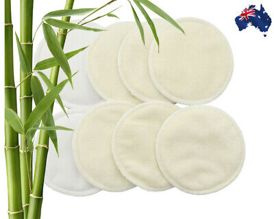 Bamboo Breastfeeding Pad Nursing Organic Reusable Washable Odorless Material