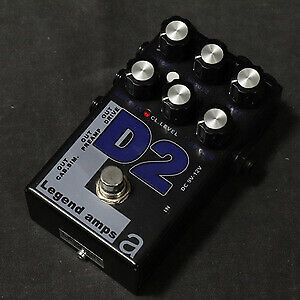 AMT Electronics D2 Guitar Effect Pedal Free Shipping-03