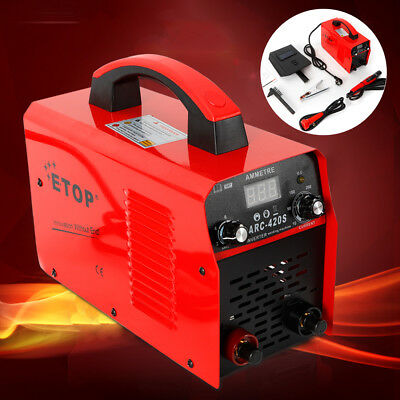 Welder Inverter MMA ARC Portable Household ARC-300 Welding Machine IGBT UK SALE