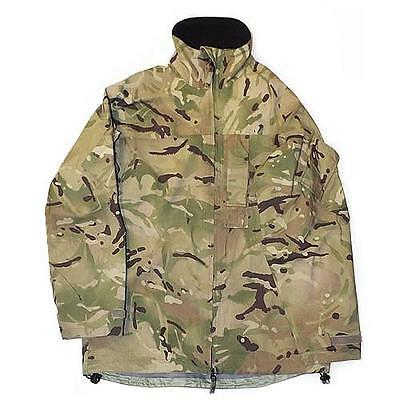 British army issue MTP PCS Lightweight Goretex Jacket.
