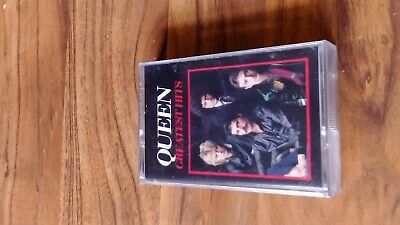 queen greatest hits cassette tape