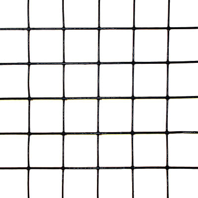 3' x 50' Welded Wire Fencing 19 ga. Galvanized PVC Coated Steel Animal Fence