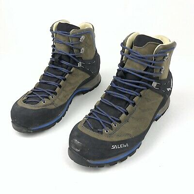 c896a90c63a SALEWA MOUNTAIN TRAINER Mid GTX Backpacking Boot - Men's 12 Charcoal ...