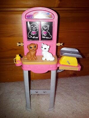 Barbie Careers Pet Vet Playset  no doll