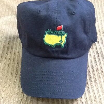 5496788e4da The Masters Golf Tournament Golf Hat Augusta National
