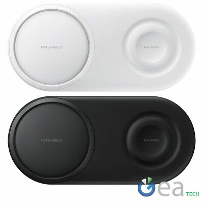 Caricabatterie ORIGINALE Samsung FAST WIRELESS Charger Duo Pad EP-P5200(AFC 25W)