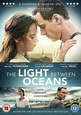 The Light Between Oceans [DVD]- Region 2
