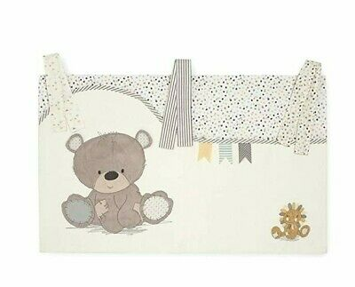 Mothercare 'Teddy's Toy Box' Cot Pocket