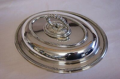 Antique Victorian Silver Plated Tureen 1890 / 1910.