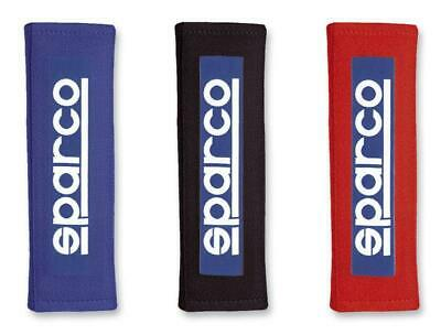 "Sparco 3"" Wide Racing Harness Seat Belt Pads - Motorsport Rally PAIR - UK STOCK"