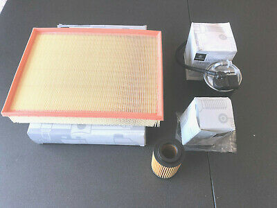 Genuine Mercedes Benz Sprinter Fuel Oil Air Filter Service Kit