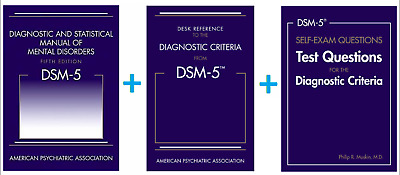 DSM-5 Diagnostic and Statistical Manual of Mental Disorders 5th Edition [E-bםםk]