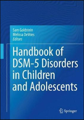 Handbook of DSM-5 Disorders in Children and Adolescents [E-bםםk]