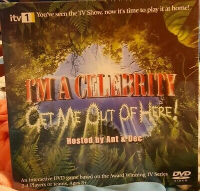 BRITANNIA GAMES IM a Celebrity, Get Me Out of H    - SIGNED