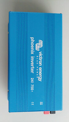 Victron Energy  Blue Power Inverter  24/750   (New Old Stock)