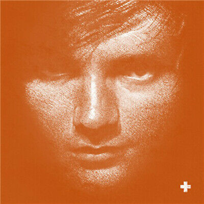 Ed Sheeran  + Plus  CD NEW SEALED ENHANCED EXTRAS FREE UK POST DIVIDE MULTIPLY