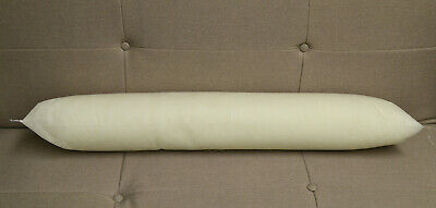 """Draught Excluder Inserts Inners Pad Hollow Fibre Filling 9x37"""" 50"""" 62"""" Insulator"""