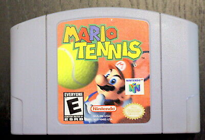 TENNIS FOR THE Nintendo Game Boy: Instruction Booklet - Only