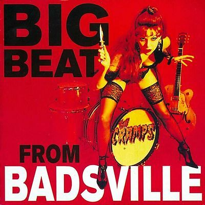 The Cramps - Big Beat From Badsville (CDWIKD 210)