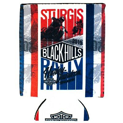 2019 Sturgis Harley-Davidson 79th Rally Can Coozie