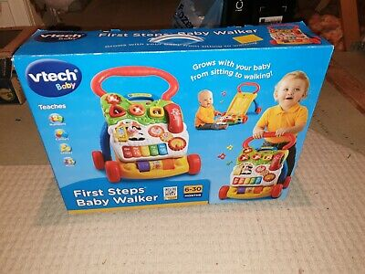 VTech Baby First Steps Baby Walker (8061763)