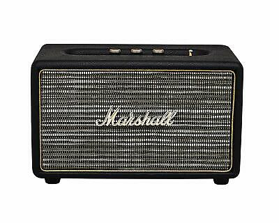 Marshall 04091802 Acton Wireless Bluetooth Speaker Black Brand New Sealed