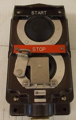 cutler hammer 10250H4240 start/stop control station