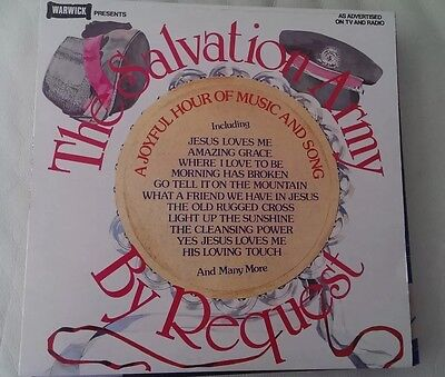 The Salvation Army By Request, LP