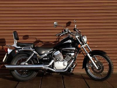 Suzuki VL 125 Intruder 2008. Only 10382miles. Nationwide Delivery Available