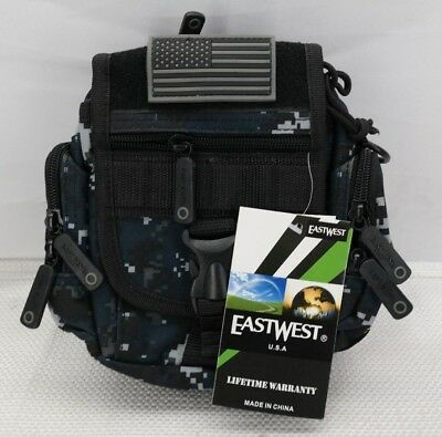 EAST WEST BAG USA-Genuine-Tactical Molle Military Assault Backpack