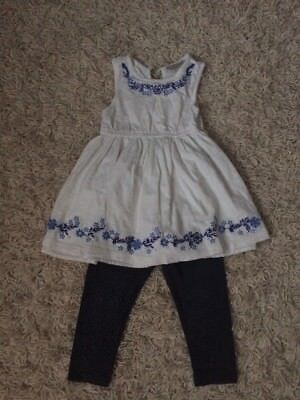 Baby Girl Next Summer Outfit 12-18