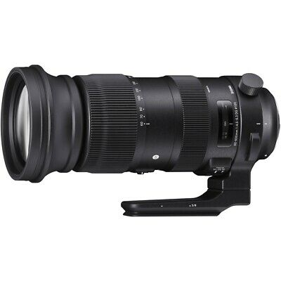 Sigma 60-600mm 1:4,5 -6, 3 Dg OS HSM For