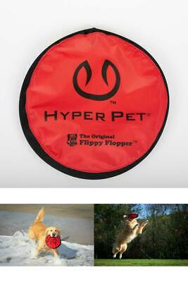 New Dog Toy Flyer Flexible Durable Frisbee Disc Large Chew Fetch Floats In Water