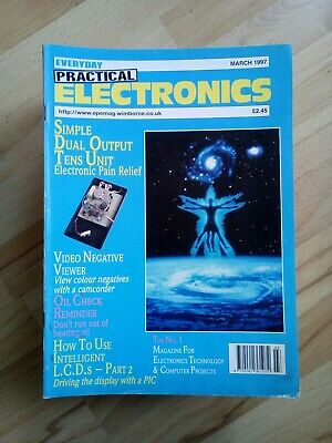 Everyday Practical Electronics - March 1997
