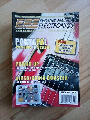 Everyday Practical Electronics - March 2006