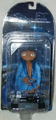 ET The Extra Terrestrial Steven Spielberg Space Alien Action Figure Xmas rare