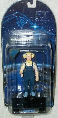 ET The Extra Terrestrial Drew Barrymore Space Alien Gertie Action Figure Xmas