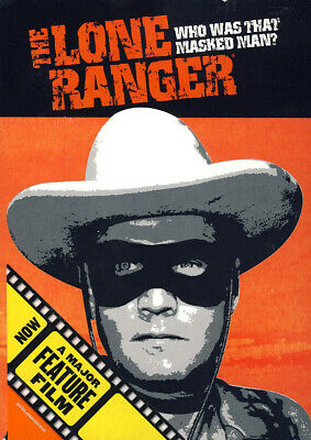 The Lone Ranger: Who Was That Masked Man? (Dvd)