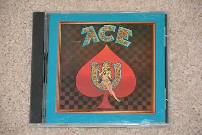 Bob Weir - Ace CD 1988 Grateful Dead Jerry Garcia Phil Lesh A+ Minty Condition