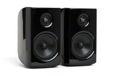 NAD D7050 Amplifer with D8020 Speakers  | Ships Worldwide with Warranty