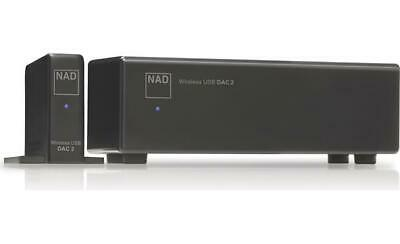 NAD Wireless USB DAC-2 | Ships Worldwide With Warranty