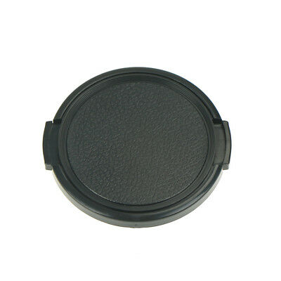 58mm Plastic Snap On Front Lens Cap Cover For SLR DSLR Camera DV Leica Sony P&B
