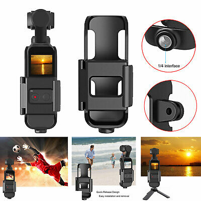 For DJI Osmo Pocket Camera Accessories Extension Mount Holder Stand Bracket Kit