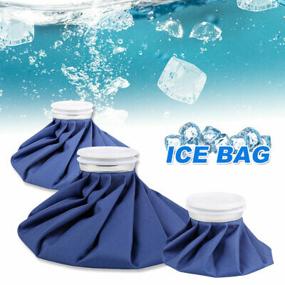 3 PCS Ice Bag Heat Cold Cooler Pack Injury Knee Head First Aid Pain Relief AU