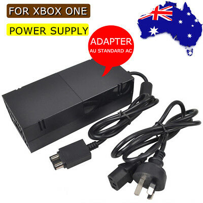 AC Mains Power Supply Brick Adapter Charger Cord Cable for Xbox One Console AU
