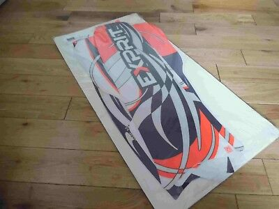 OTK Exprit M6 pod design sticker kit / Go kart