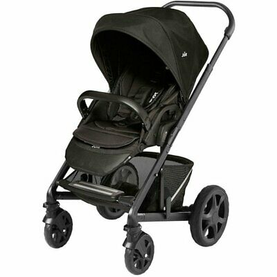 Joie Chrome Plus Stroller / Pushchair / Pram Colour Pack Black / Sand